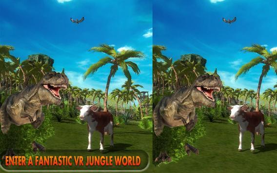 VR - Visit Horror Jungle World apk screenshot