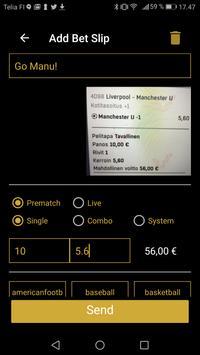 Gamblers Cam apk screenshot