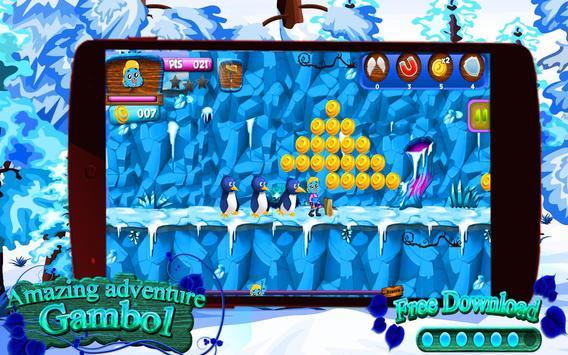 Gambol jungle adventure apk screenshot