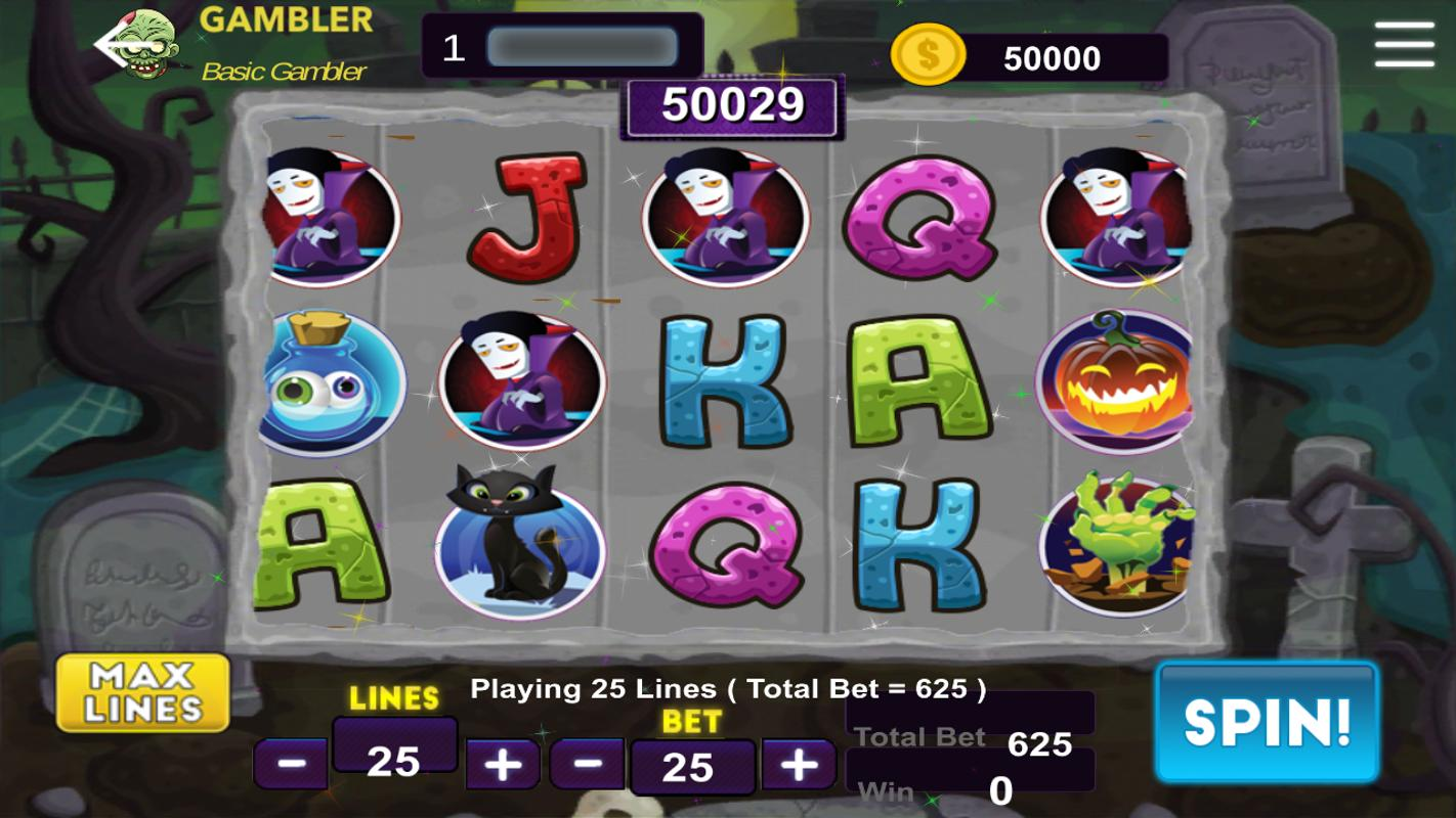 halloween slots apk download - free casino game for android