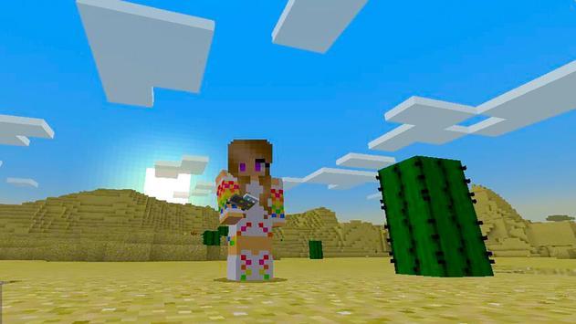 """Skins pack """"Girls"""" for MCPE! screenshot 14"""