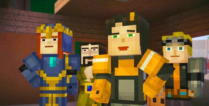 """Skins pack """"Girls"""" for MCPE! screenshot 11"""