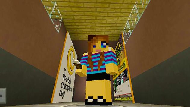 """Skins pack """"Girls"""" for MCPE! screenshot 1"""