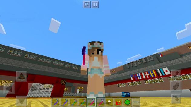 """Skins pack """"Girls"""" for MCPE! screenshot 7"""