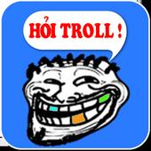 Hỏi Troll - Hỏi Ngu icon