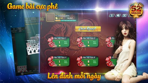 52labai.com | Game danh bai apk screenshot