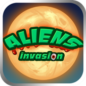 Aliens Invasion icon