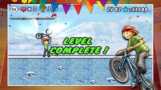 BMX Boy screenshot 3
