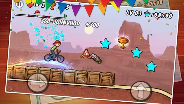 BMX Boy screenshot 2