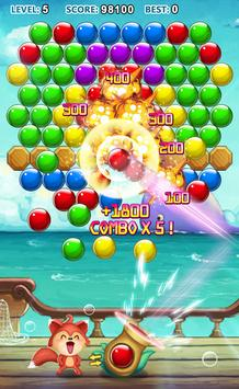 Poster Bubble Shooter