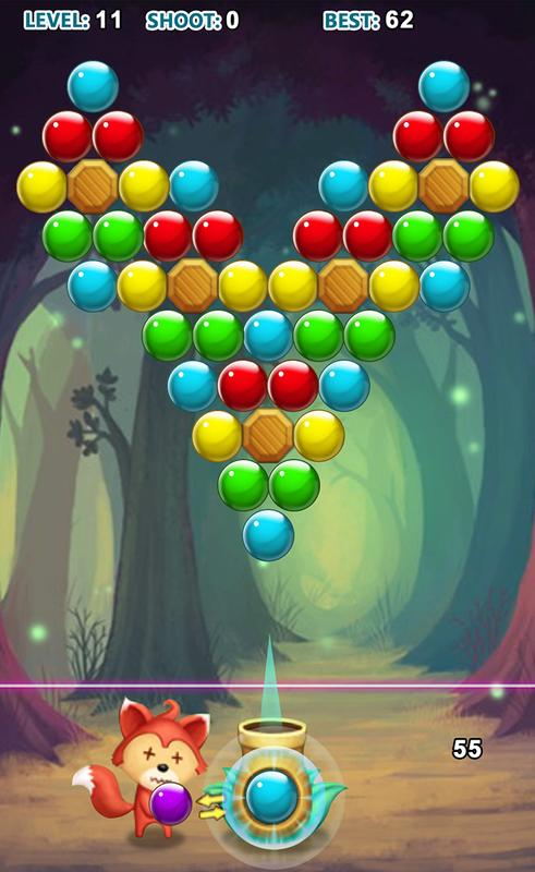 bubble shooter apk baixar gr tis casual jogo para android. Black Bedroom Furniture Sets. Home Design Ideas