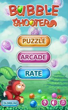 4 Schermata Bubble Shooter