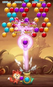 6 Schermata Bubble Shooter