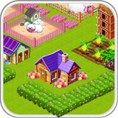 Farm World Animals icon