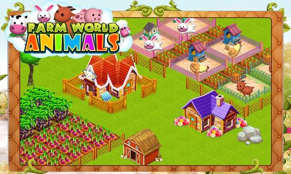 Farm World Animals apk screenshot
