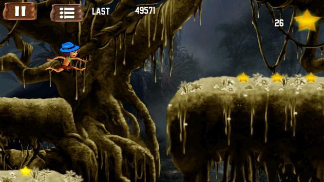 kid run, crash sniper & tigers apk screenshot