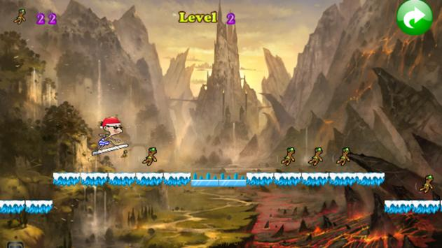 Super Ben Christmas Island apk screenshot