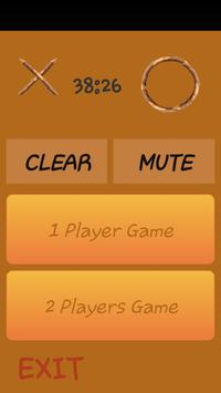 Tic Tac Toe new-XO-لعبة إكس-أو apk screenshot