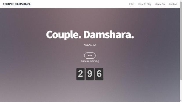 Couple Damshara poster