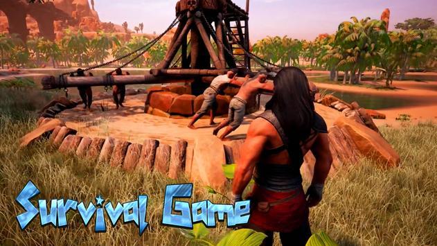 Con Exiles Game Survival apk screenshot