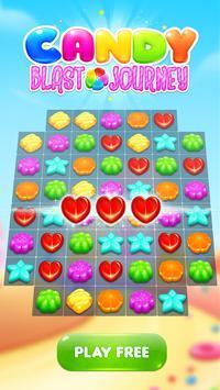 Candy Blast Journey screenshot 4