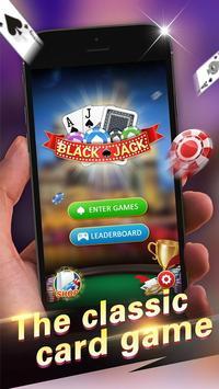 Blackjack 21 Pro poster