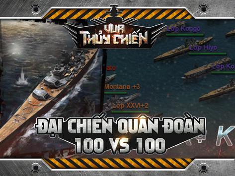 Vua Thủy Chiến screenshot 14