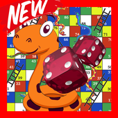 Snake And Ladders classic icon
