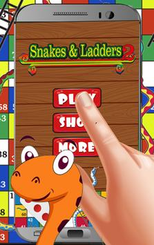 Snake And Ladders classic poster