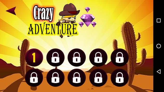 Crazy Adventure apk screenshot