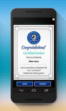 Am I A Genius? screenshot 6