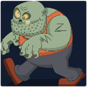 Destroy the zombies , top adventure games icon