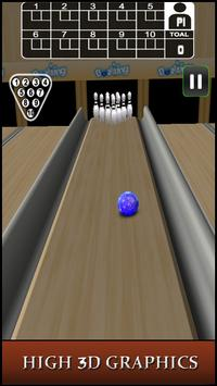Bowling Surfer King 3d apk screenshot