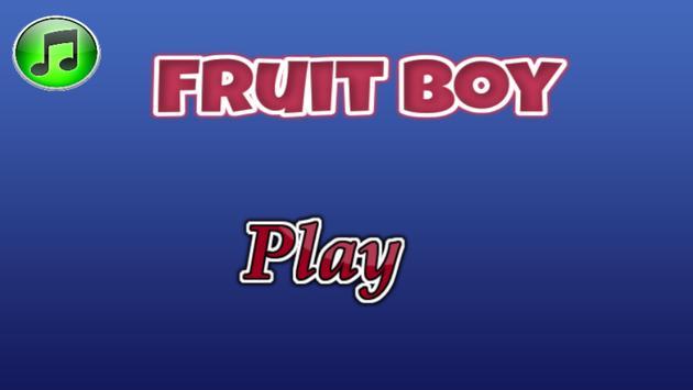 Fruit Boy screenshot 1