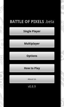 Battle of Pixels [DEMO] poster