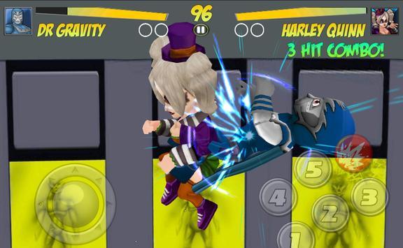 Capten Warrior Ultimate Ninja poster