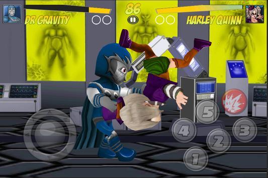 Capten Warrior Ultimate Ninja screenshot 2