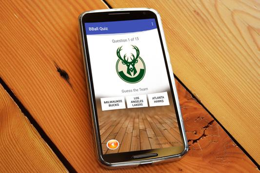 BBall Quiz screenshot 4