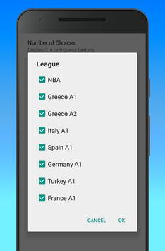 BBall Quiz screenshot 5