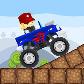Big Foot Monster Truck icon