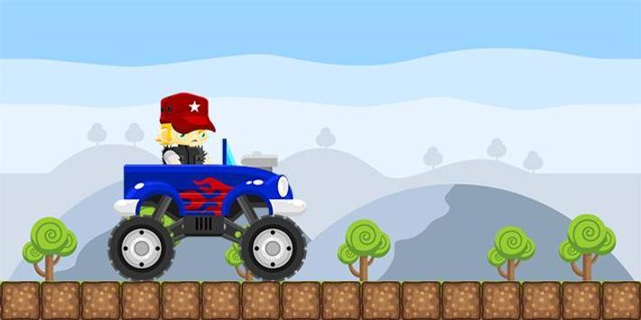 Big Foot Monster Truck apk screenshot