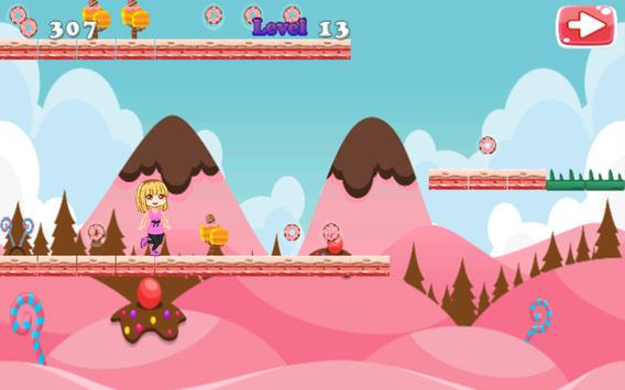 BlackPink Adventure Lisa apk screenshot