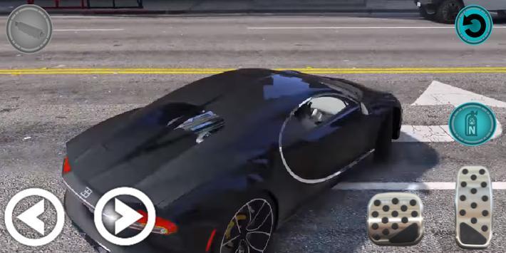 Real Chiron Hard Driving & Parking 2019 screenshot 3