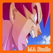 Hero goku adventure icon