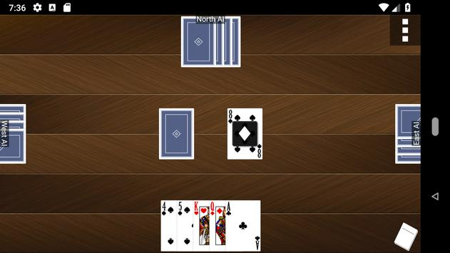 Crazy Eights screenshot 1