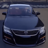 Real Passat Car Parking Simulation 2019 icon