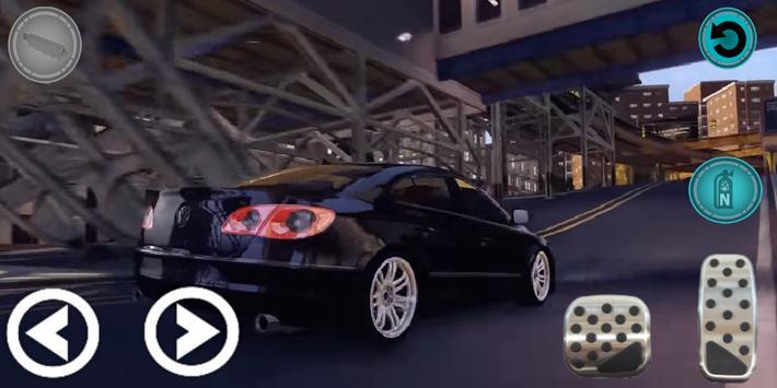 Real Passat Car Parking Simulation 2019 screenshot 3