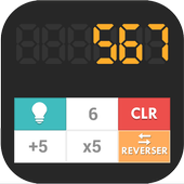 Calculator Simulation Puzzle icon