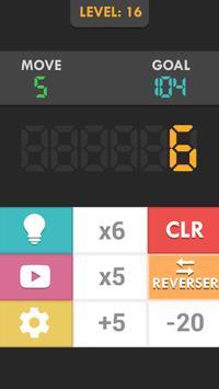 Calculator Simulation Puzzle apk screenshot