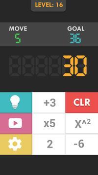 Calculator Simulation Puzzle screenshot 3